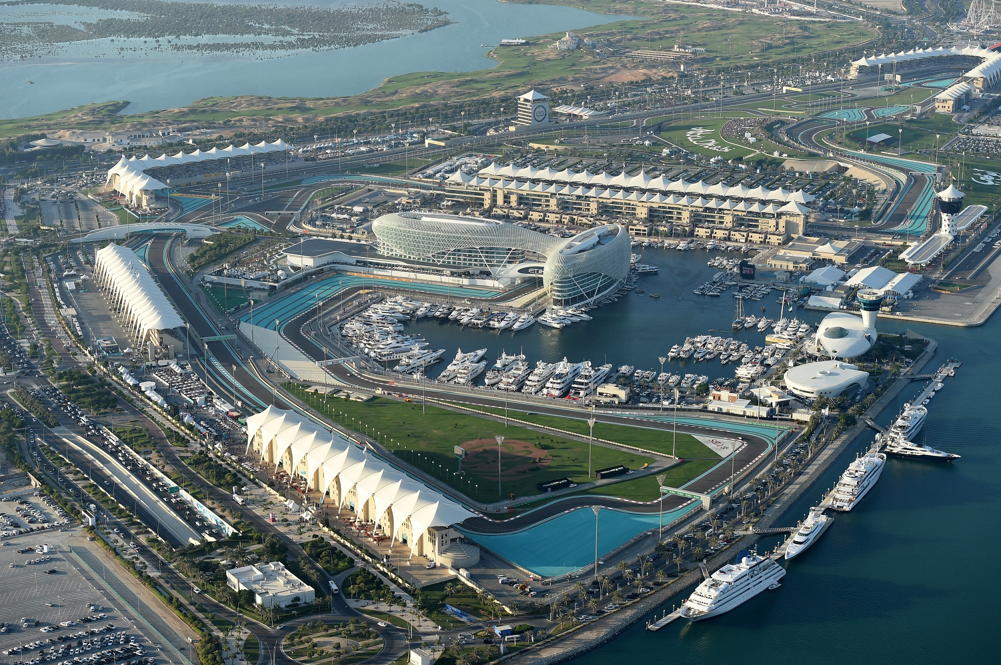 Etisalat announces partnership with Yas Marina to become first 5G ...