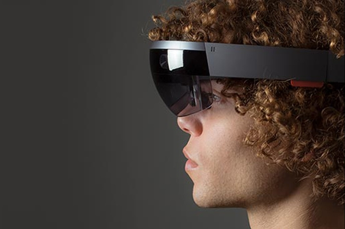 Am I seeing things? Microsoft's HoloLens