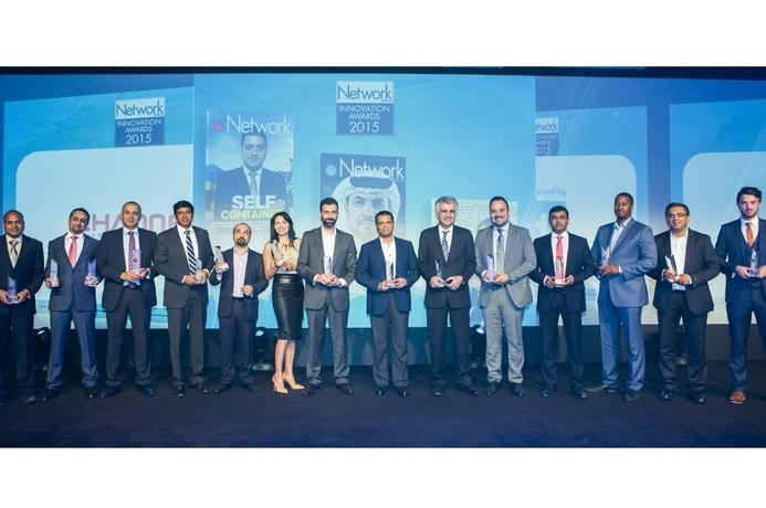 Network Middle East Awards: the winners