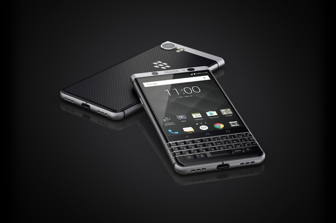 In pics: BlackBerry KEYone