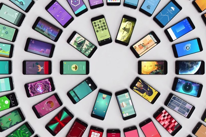 Top 5 smartphone vendors in Q2 2017