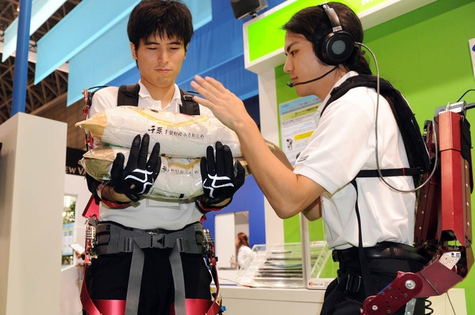 CEATEC: Asia's largest electronics trade show