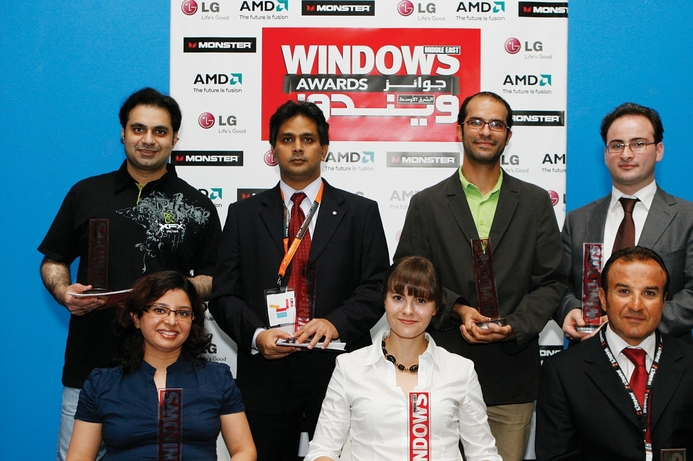 Windows re-ignites awards for 09
