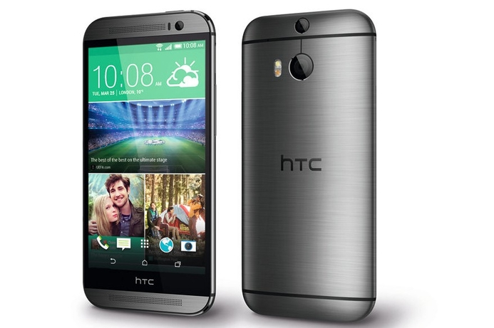 Revealed: HTC One M8