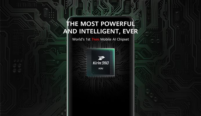 Honor's first 7nm Kirin 980 mobile chipset is a mobile powerhouse