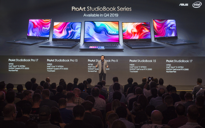 ASUS announces Professional Display, Mini PC, Workstation and more at IFA 2019