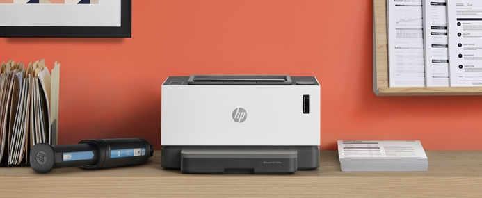 HP unveils the world's first 'Cartridge-Free' Laser Printer in the UAE