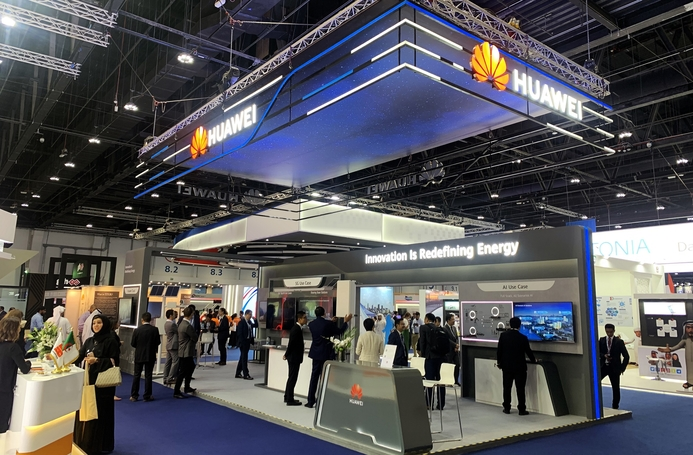 Huawei launches solutions at World Energy Congress 2019