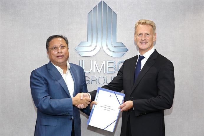 Jumbo Group chooses Microsoft for digital transformation
