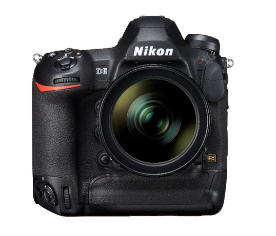 Nikon is developing the D6 DSLR camera