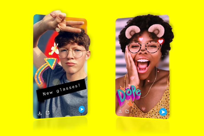 Snap Inc. adds 3D camera mode to Snapchat