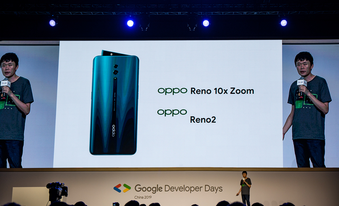 OPPO showcases new CameraX capabilities at Google Developer Days China