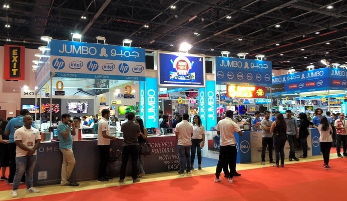Jumbo Electronics partners with brands to offer benefits and discounts at Gitex Shopper