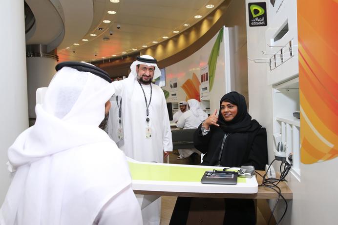 Etisalat celebrates International day of sign languages across UAE