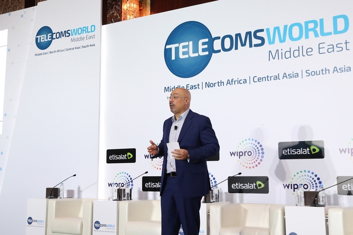 Telcos today play a key role in enabling a digital economy, says Etisalat Chief