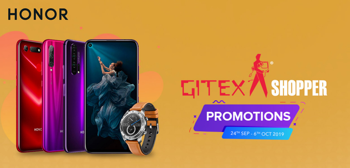 HONOR offers value for GITEX shoppers with deals on a selection of its smartphones