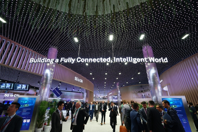 Huawei gearing up for 5G and AI expansion at GITEX Technology Week 2019
