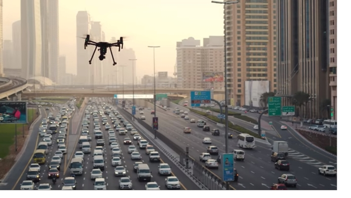 Dubai Police becomes a DJI Solution development partner