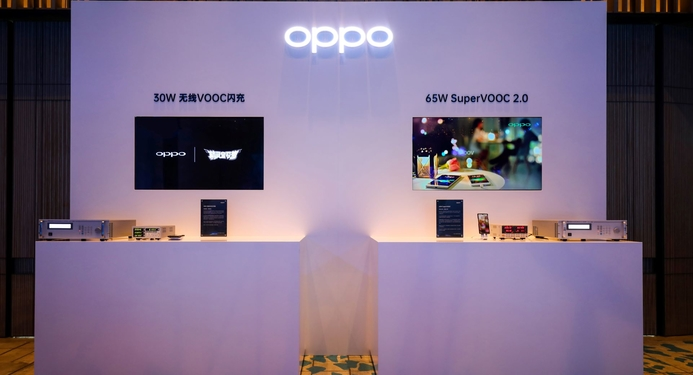 OPPO launches Three New Flash Charge Technologies