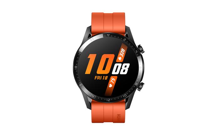 Huawei releases Huawei Watch GT 2