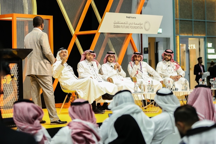 From courageous whistleblowers, Saudi Arabia's transformation and Gen Z to AI award winners: GITEX 2019 opens