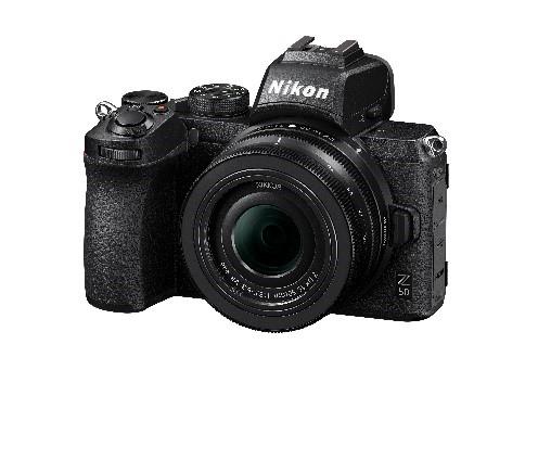 Nikon launches the new Z 50 Mirrorless Camera