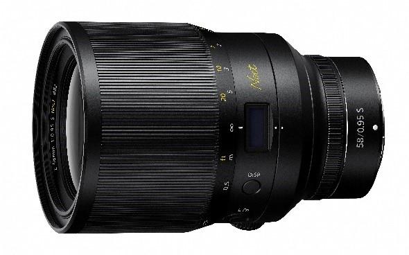 Nikon unveils its NIKKOR Z 58mm f/0.95 S Noct