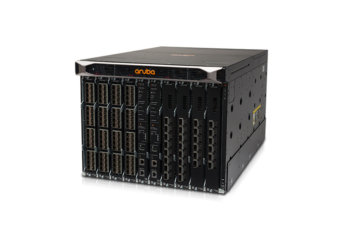 Global organizations are migrating to Aruba 8000 Series
