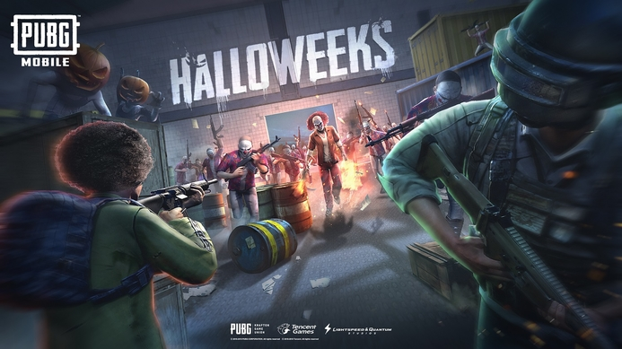 PUBG MOBILE releases Halloween update