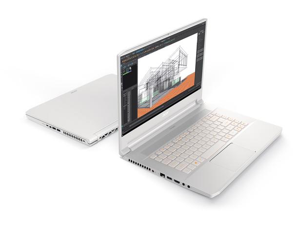 Acer announces ConceptD Notebooks
