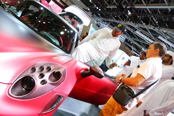 Dubai International Motor Show to showcase a new era of 'Future Mobility'