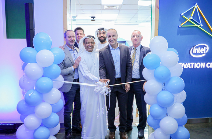 Dubai Silicon Oasis and Intel launch new phase of its Innovation Center