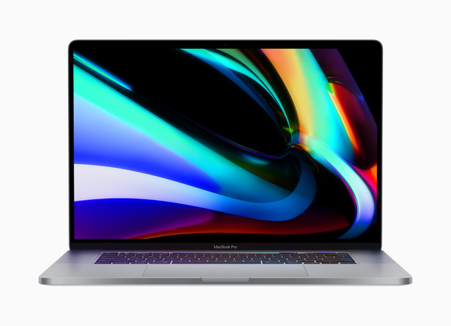 Apple introduces the 16-inch MacBook Pro