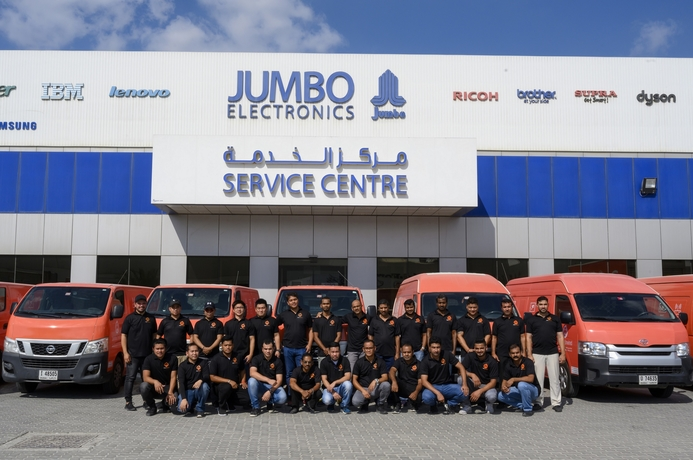 Jumbo Electronics launches complete Smart Home solutions for customers in the UAE