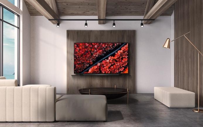 LG Electronics' OLED TVs continue to impress
