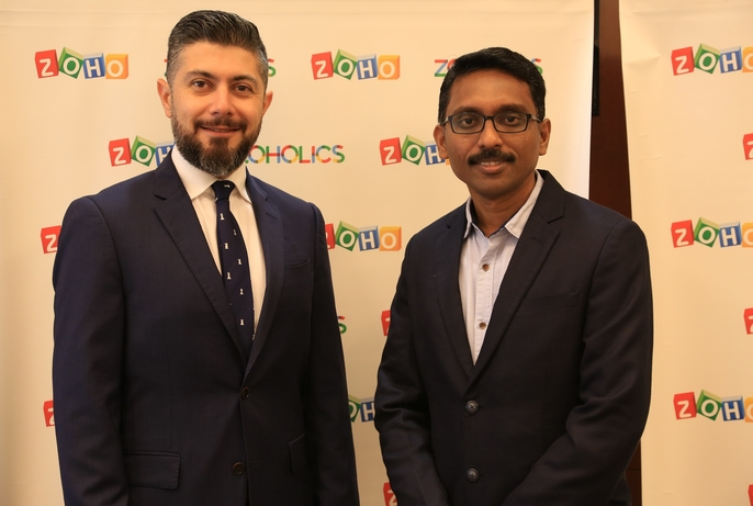 Arabic version of Zoho Creator launched to help businesses create custom applications