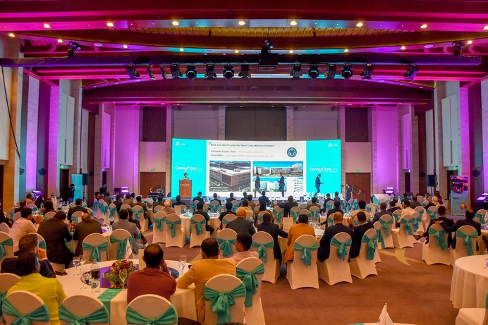 "Tp-link mea host the third edition of ""connexions"""