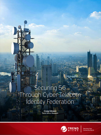 Trend Micro releases 5G Threat report