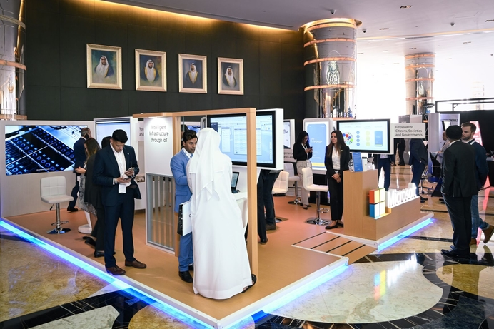 Microsoft demonstrates the power of intelligent cloud at ADDA's inaugural Digital Next summit