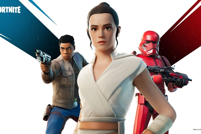 Disney chooses Fortnite to reveal exclusive Star Wars trailer in game
