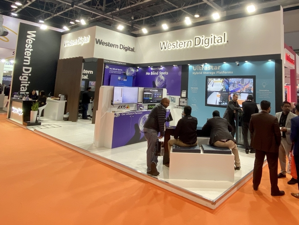 'No blind spots' smart video solutions from Western Digital introduced at Intersec 2020