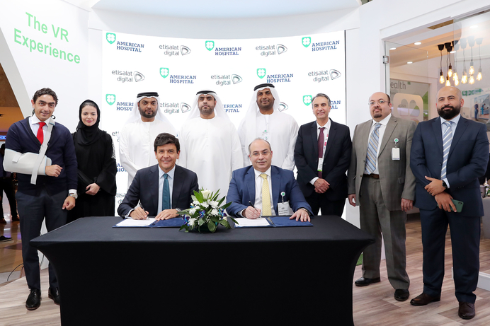 American Hospital partners with Etisalat Digital to launch telehealth service