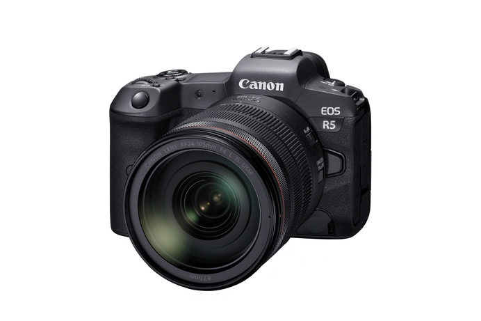 Canon announces development on 8K video capable EOS R5