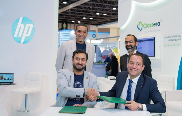 HP partners with Classera to expand e-learning services in the region