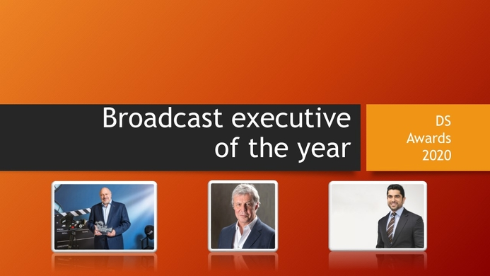 DS Awards 2020: Broadcast Executive of the Year