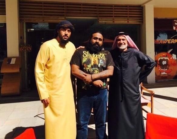 Emirati sci-fi film Aerials premieres on Netflix