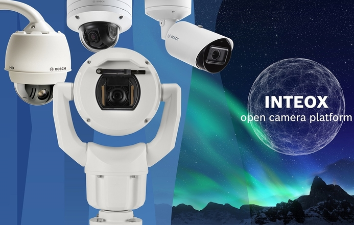 Bosch launches the first fully open camera platform in the UAE