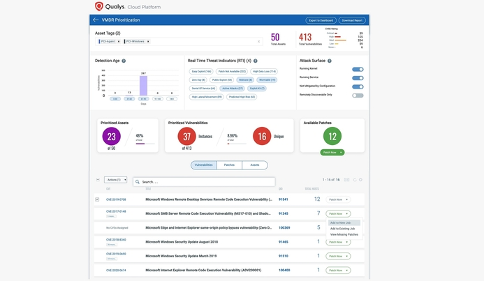 Armor selects Qualys VMDR for vulnerability threat management