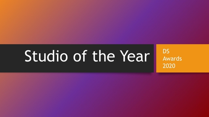 DS Awards 2020 category focus: Studio of the Year