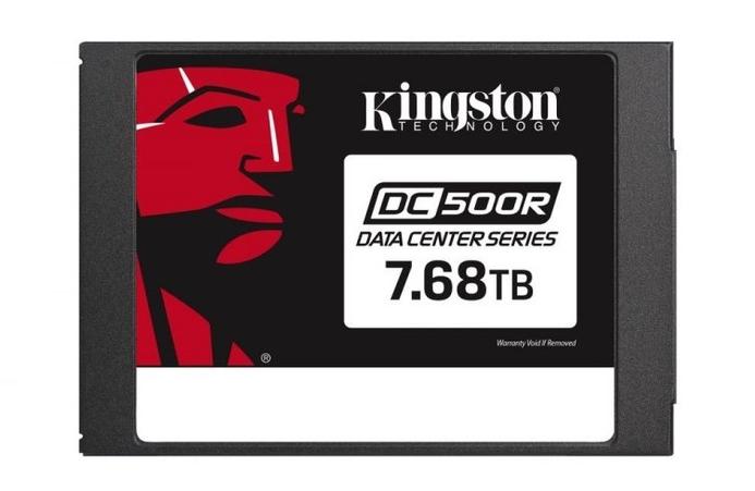 Kingston Technology ships 7.68TB capacity for data centre SSDs